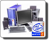 intel sys logo INTEL I7 920 2.66GHZ QUAD DDR3 CUSTOM BAREBONES PC NEW