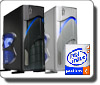 intell bb logo INTEL I7 920 2.66GHZ QUAD DDR3 CUSTOM BAREBONES PC NEW